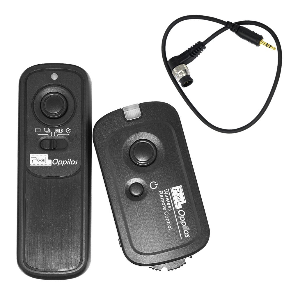 Pixel Wireless Shutter Release Remote Control For Nikon Imaging Products Parts And Controls D800 D800e D850 D810 D300 D5 D4 N90s F90 Camera Photo