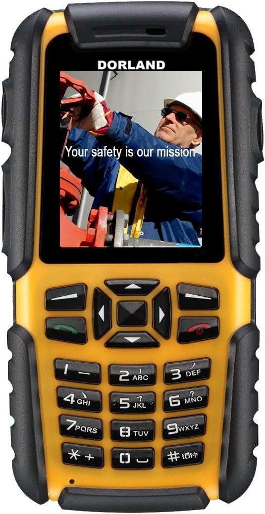 Teléfono móvil Dorland TEV8 a prueba de explosión, resistente ...