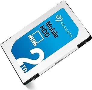 Seagate 2TB SATA 5.4K RPM 32MB 2.5IN (ST2000LM007) (Renewed)