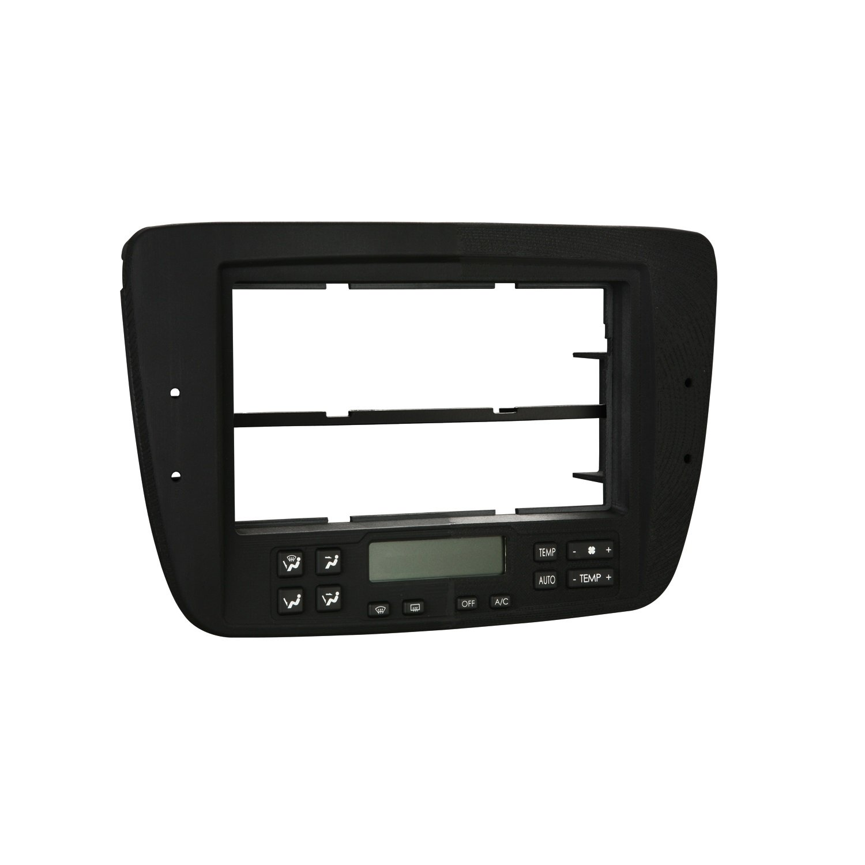 Amazon com metra 99 5718 single or double din installation dash kit for 2000 2003 ford taurus black car electronics