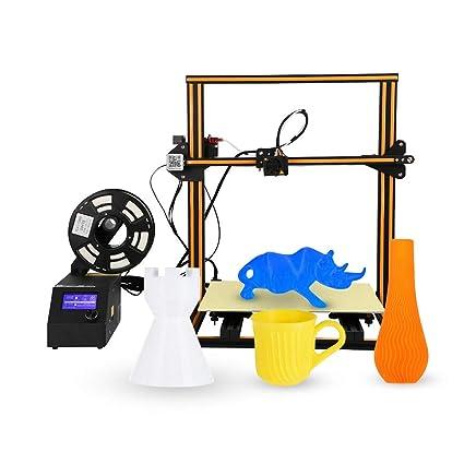 Aibecy Creality 3D CR-10 S4 - Impresora 3D para Bricolaje de Alta ...