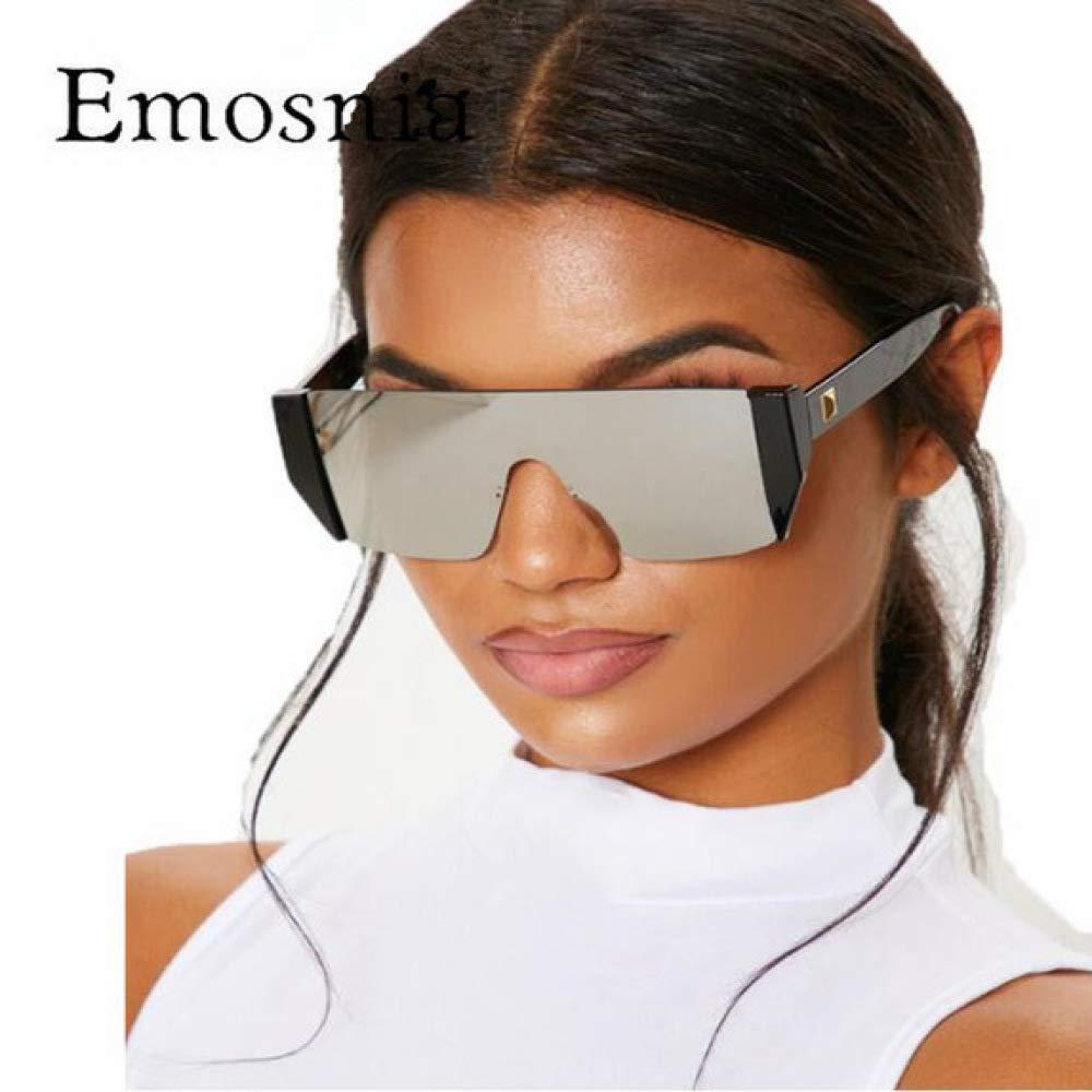 Yangjing-hl Gafas de Sol Mujer Sombras Marca Gafas de Sol ...