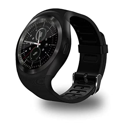 Amazon.com: Fu&y Bill Y1 - Reloj inteligente con Bluetooth ...
