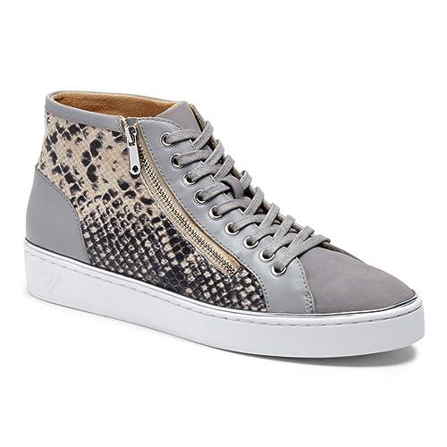 Mujer Para Top Amazon Sneaker Torri es M Natural High 6 Snake 7Y5xf1w