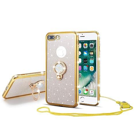 coque iphone 8 plus avec cordon
