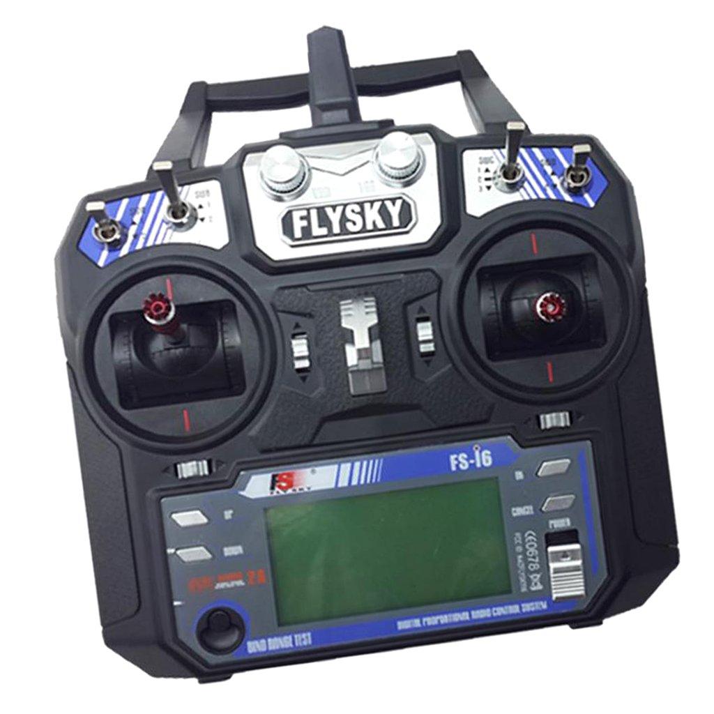 sin mínimo NON MagiDeal Flysky FS-i6 2.4G 2.4G 2.4G 6CH AFHDS RC Transmisor con FS-iA6 Receptor para RC Avión  marca de lujo