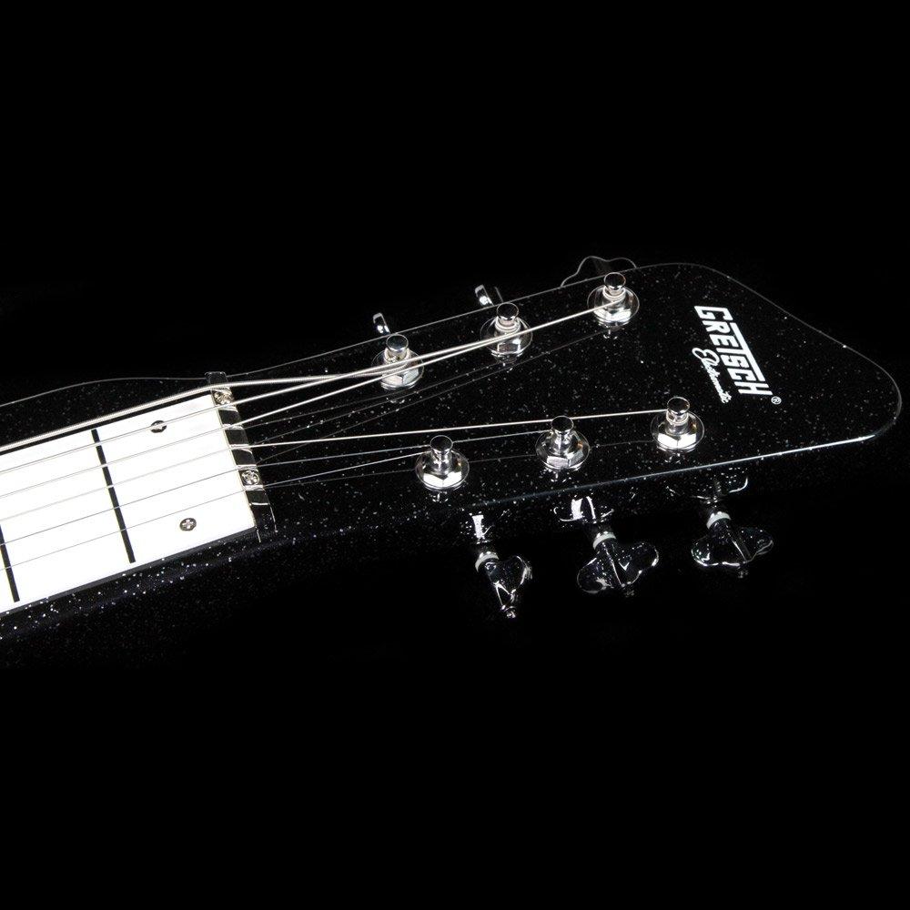 Gretsch Electromatic Lap Steel Guitar - Black Sparkle