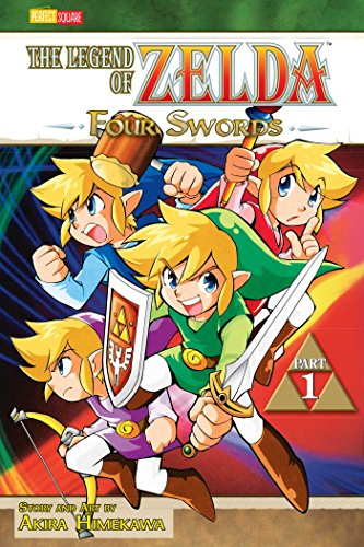 The Legend of Zelda, Vol. 6: Four Swords, Part - Part 1 Mask