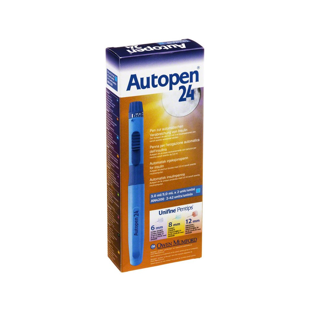 Autopen 24 (2-42 units) Insulin Delivery Pen