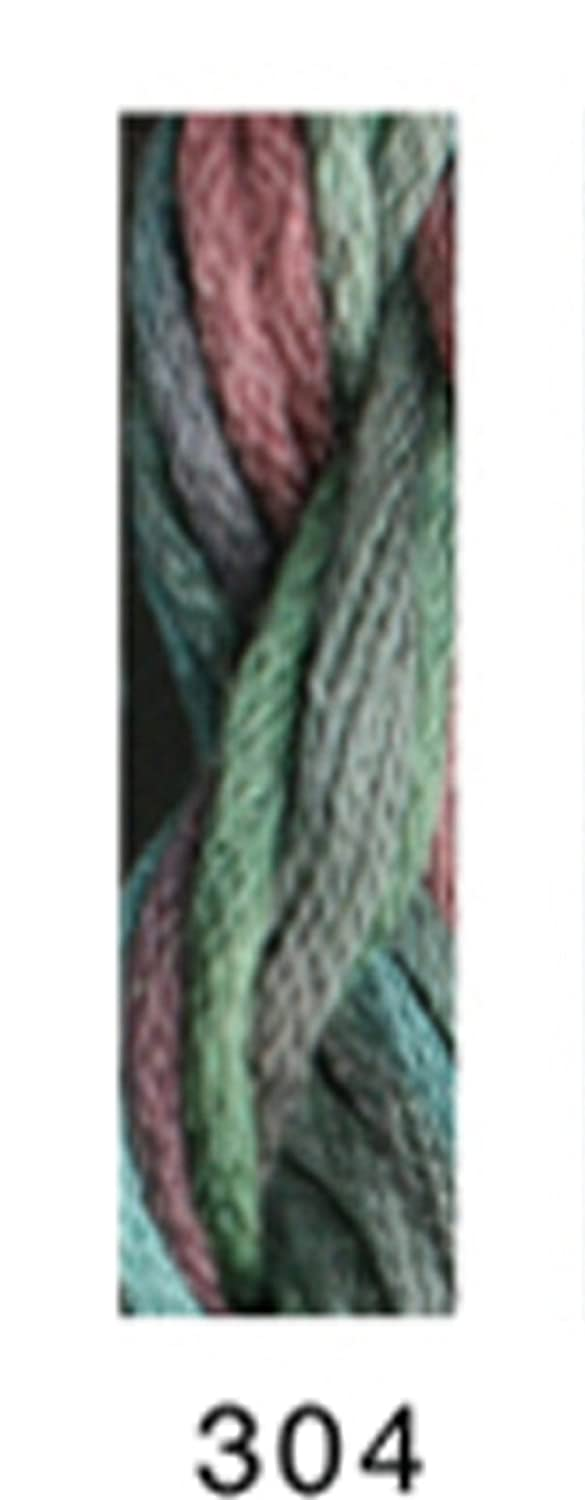 CARON WATERLILLIES-304-CYPRUS--1-6 yd skein with this listing