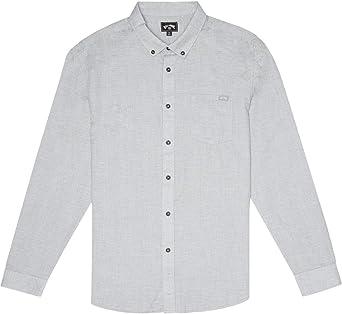 BILLABONG™ All Day - Camisa de Manga Larga para Hombre S1SH11BIP0: Amazon.es: Ropa y accesorios