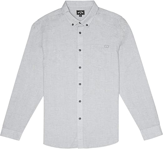 BILLABONG™ All Day - Camisa de Manga Larga para Hombre S1SH11BIP0: Amazon.es: Ropa y accesorios