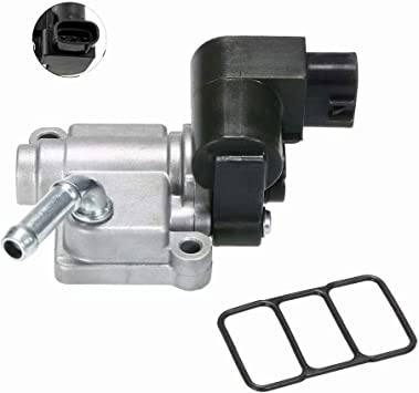 OCPTY 16022-PRB-A01 Fuel Injection New Idle Air Control Valve FIT for 2002-2004 Acura RSX