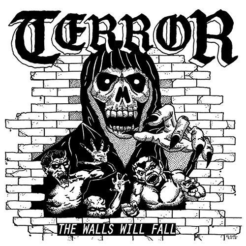 Terror-The Walls Will Fall-CDEP-FLAC-2017-FAiNT Download