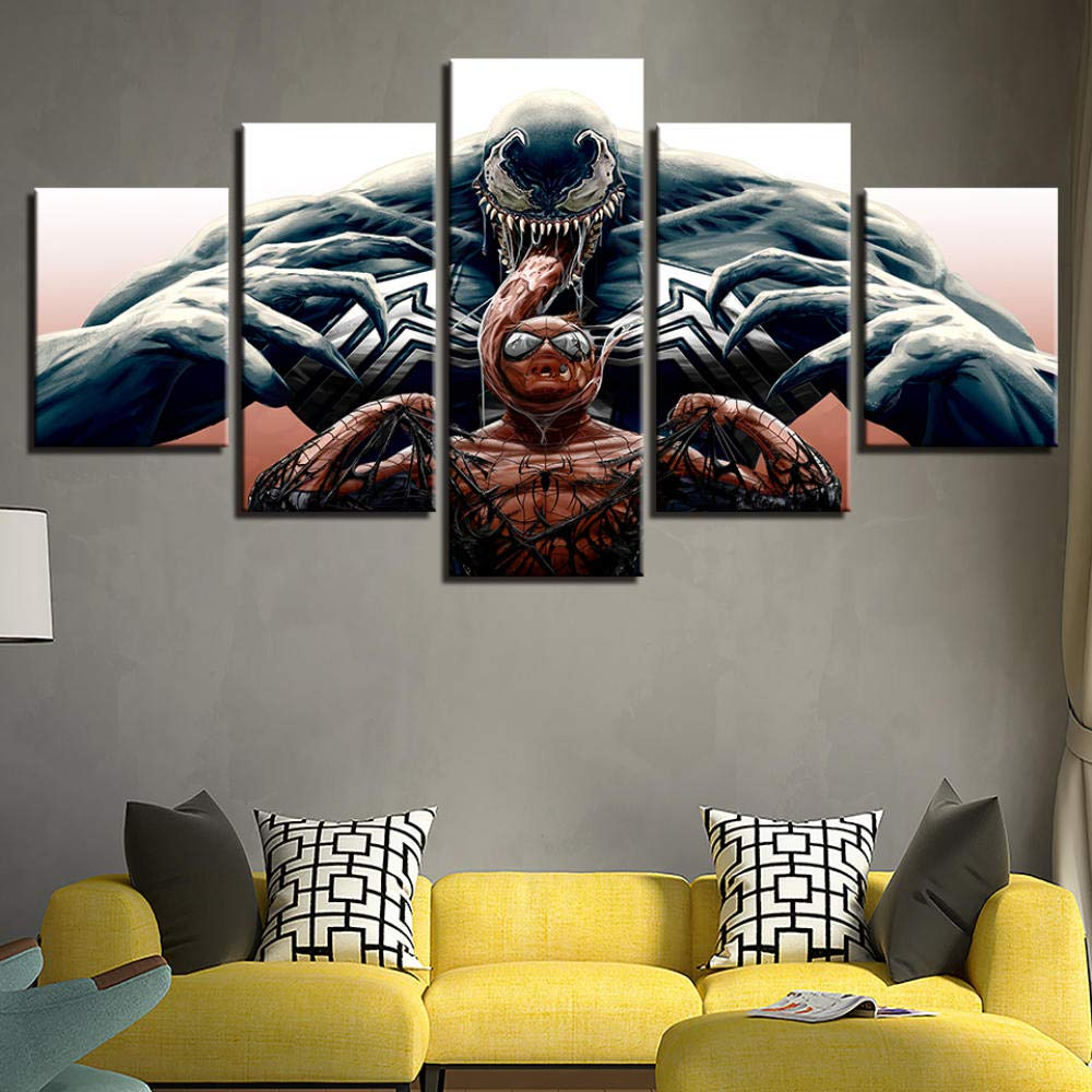 superman nursery decor.htm amazon com sdefw wall art poster home decor modern 5 panel movie  sdefw wall art poster home decor modern