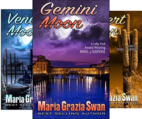 Lella York Mysteries (3 Book Series)