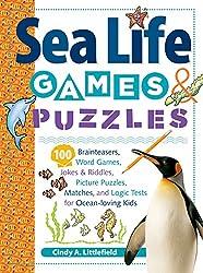 Sea Life Games & Puzzles