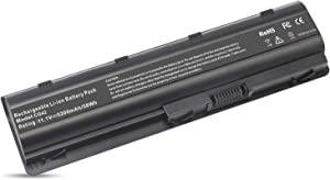 ARyee DM4 Battery for HP 430 630 635 G42 G56 G62 G72 G4 G6 G7 HP Envy 15 Envy 17 Notebook PC Fits 586006-361 593553-001 593562-001 WD548AA WD549AA HP 636631-001 Laptop Battery