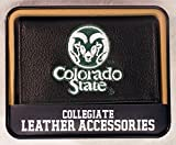 Rico Industries Colorado State Embroidered Trifold Wallet