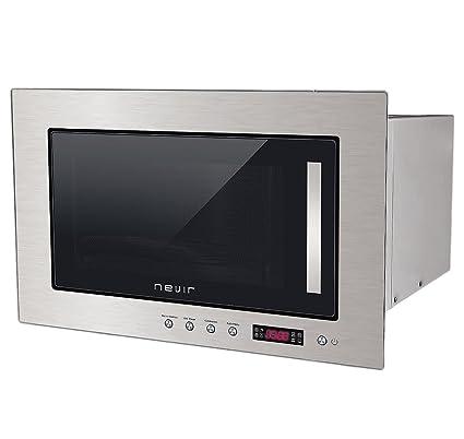 Microondas Encastrable Nevir NVR-6137 MEDGS 20L con grill