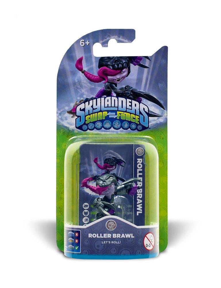 Figura Skylanders Single: Roller Brawl: Amazon.es: Videojuegos