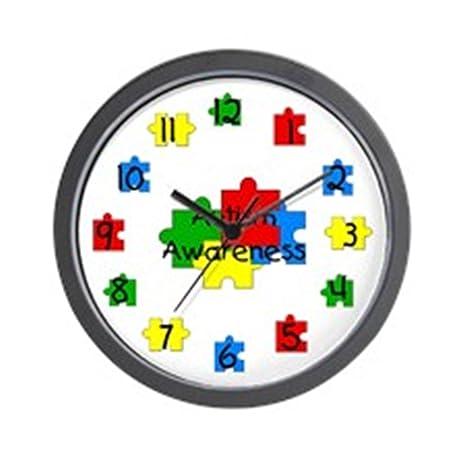 De Reloj La esHogar Conciencia Autismo Sobre ParedAmazon hQtsrdCx