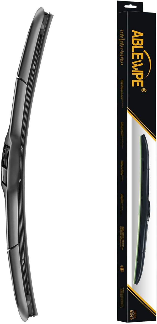Iguana IG-24 Universal Jointless Wiper Blade Set 24-inch
