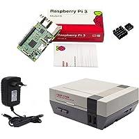 Kit Básico Raspberry Pi 3 Pi3 - Case Retroflag Nespi