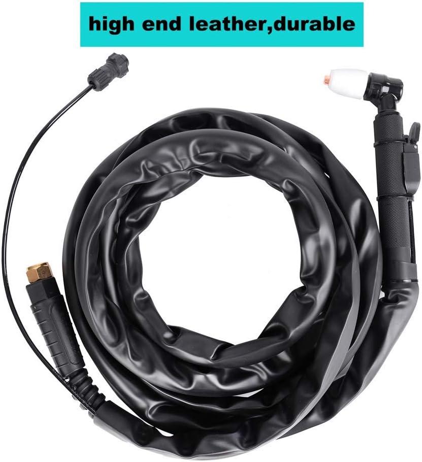La m/áquina tiene enchufes) Cortador De Plasma CUT50 50 Amp 220V//240/±15/% AC-DC Doble Voltaje IGBT M/áquina De Corte Con Pantalla LCD Y Herramientas De Accesorios