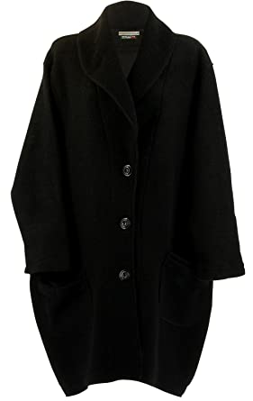 Manteau femme grande taille 56