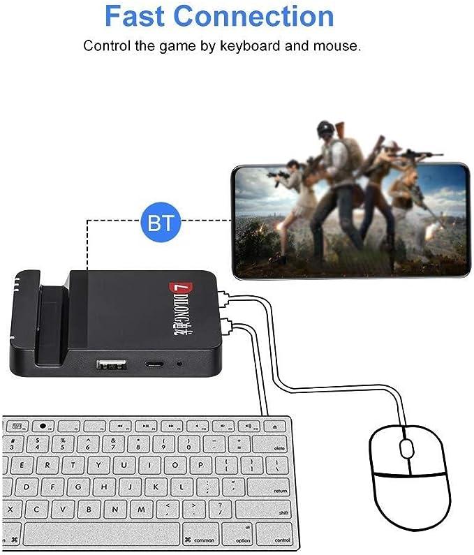 YuandCheng Accesorios de computador Adaptador for Juegos con ...