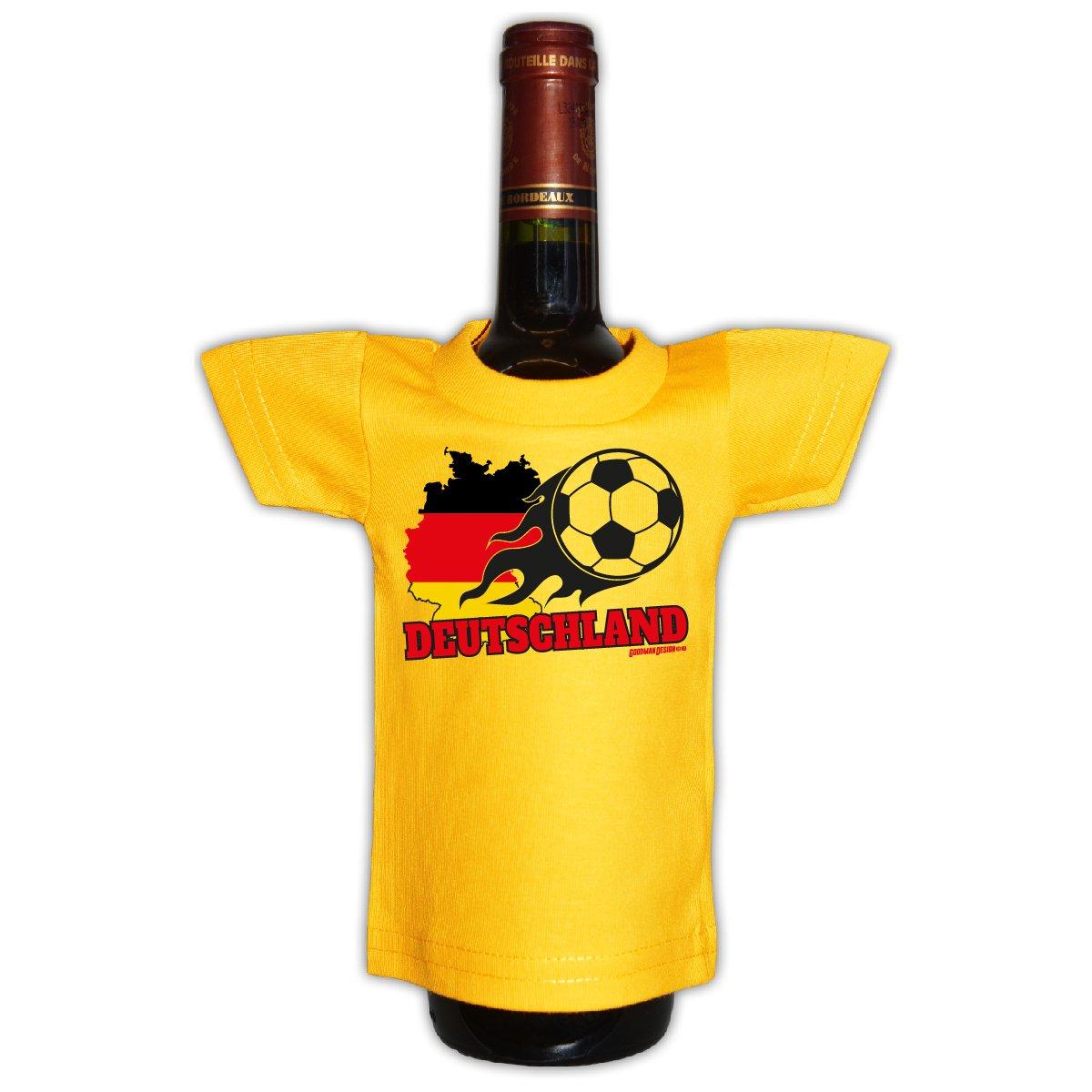 Großartig Lustige Geschenkverpackung Galerie Von Für Flaschen Mini T-shirt : / Prost
