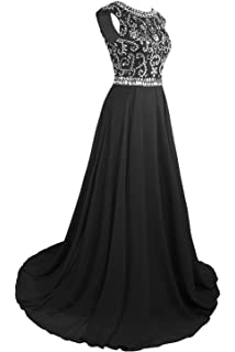 4f460a7f9bf MsJune Long Prom Dresses Cap Sleeves Bridesmaid Wedding Guest Gowns Beaded  2017