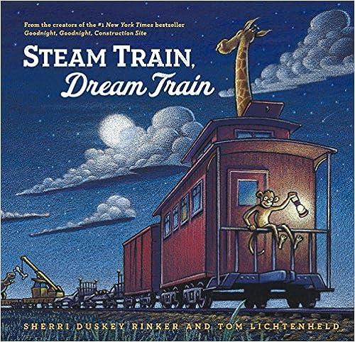 Dream Train Steam Train