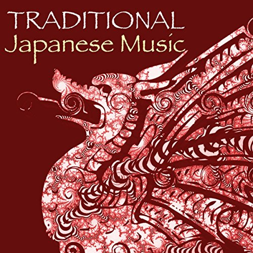 Traditional Japanese Music - Shakuhachi Flute, Koto & Folk Song Collection with Sounds of Nature ()