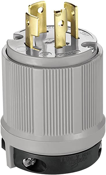 0.65-0.75 Pack of 10 Hubbell-Raco 3795-5 Hubbell-Raco Cord Grip Connector 90 3//4 Yellow,