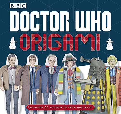 Doctor Who: Origami by PENGUIN UK