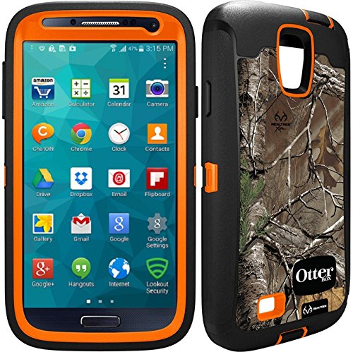 Otterbox Defender Series Realtree Case for Samsung Galaxy S4 - (Camo, Xtra) (Tools Trend Power)