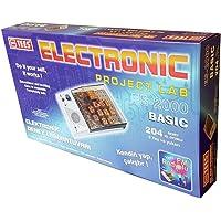 ES-2000 TEES Elektronik Basic Set   Elektrik Devre Eğitici Deney