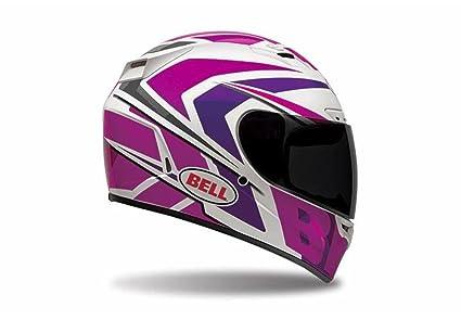 Bell Grinder Adult Vortex Sports Bike Motorcycle Helmet - Pink Purple Medium 86fc7f119