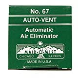 "Maid-O-Mist Air Vent Automatic 1/8 "" Mpt 50 Psi"
