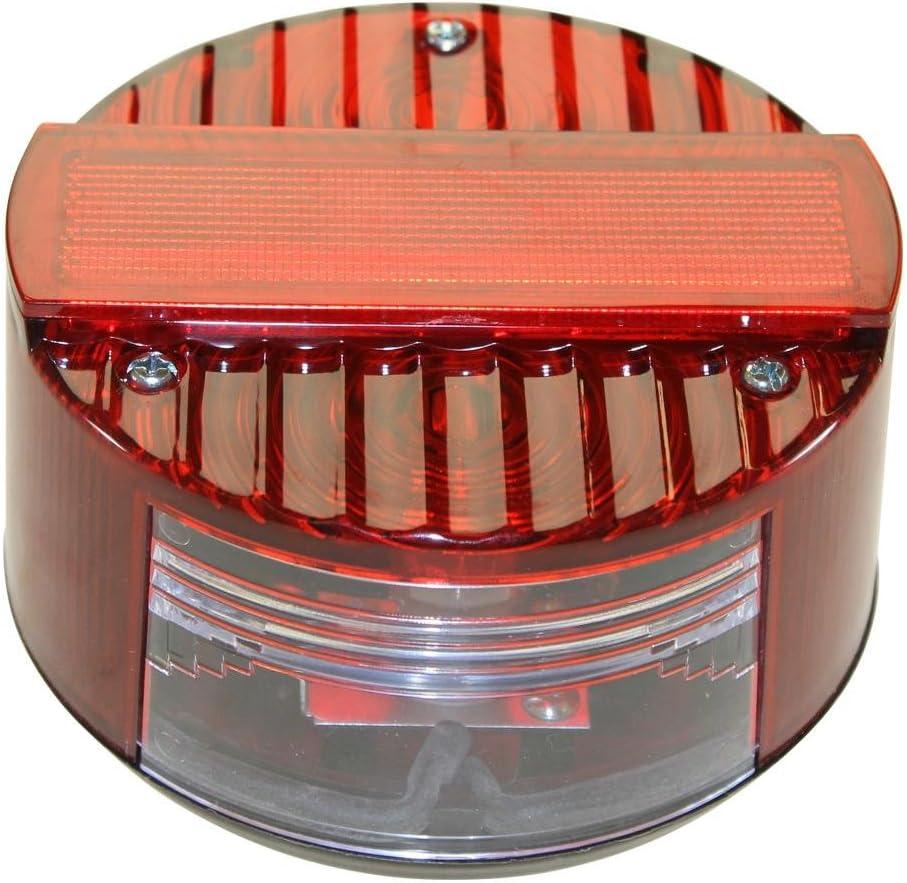 Rücklicht Rückleuchte Bremsschlussleuchte Inkl Glühbirne Für Simson S51 Sr50 Kr51 2 Auto