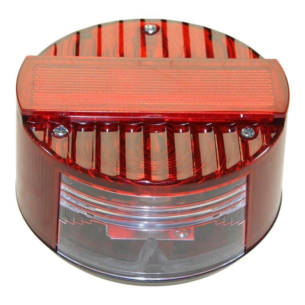 Rü cklicht Rü ckleuchte Bremsschlussleuchte inkl. Glü hbirne fü r Simson S51 SR50 KR51/2 Citomerx