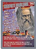 Aberforth Dumbledore trading game card Ciaran Hinds Harry Potter Deathly Hallows Part 2 Size 3x5 inches #HP2