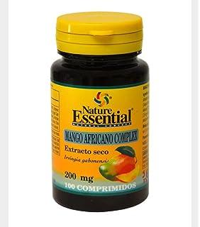 SANON Mango Africano 120 cápsulas de 650 mg: Amazon.es: Belleza