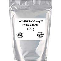 MQH Wholefoods™ Psyllium Husk Grade *A* Premium Quality! Free P&P (100g)