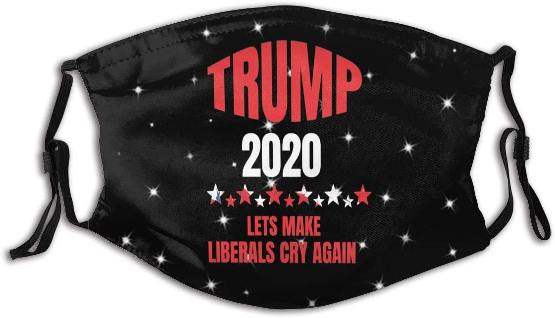 Trump America Fashion Dust-Proof And Pollution-Proof, Unisex