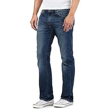 """e95cc01e Levi's 501 Mens Mid Blue Denim Jeans 40"""" W x 32"""" L Straight Leg"""
