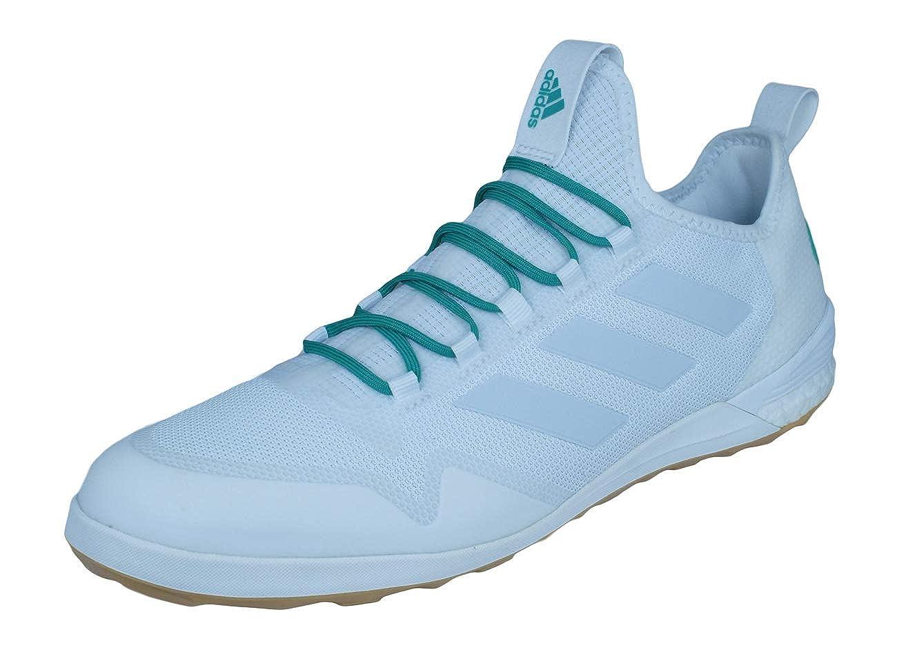 Adidas Herren Ace Tango 17.1 in für Fußballtrainingsschuhe, Elfenbein (Ftwbla Gritra Verbas), 42 EU