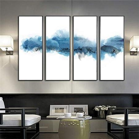 Spxmx Mur De Fond Mural Style Chinois Salon Décoration